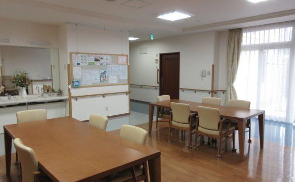 岡山市 サービス付き高齢者向け住宅 みらい リビング