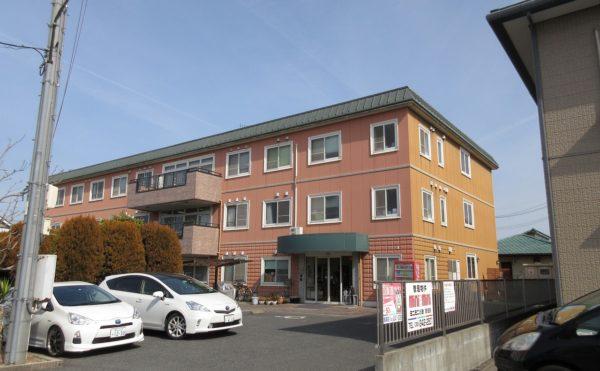 介護付き有料老人ホーム そんぽの家下中野 岡山市 外観