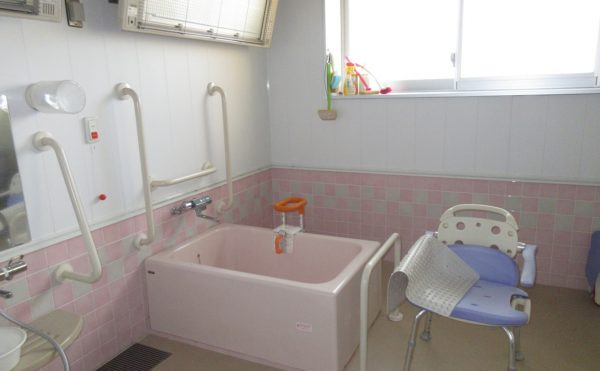 個浴もあります