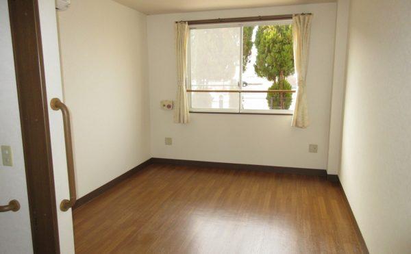 居室は個室になっています