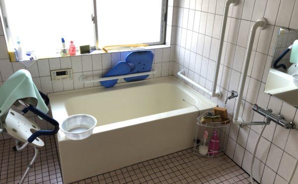 共有のお風呂写真。一般浴