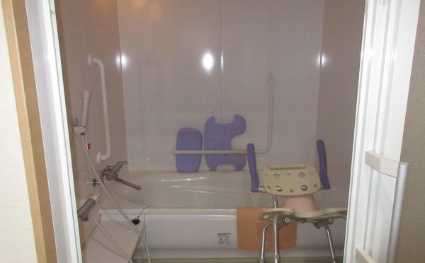 他にも機械浴もあります。