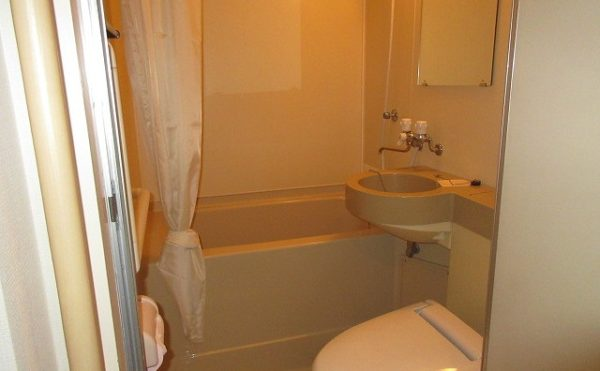 ユニットバスのタイプとトイレ・お風呂別のタイプどちらともあります
