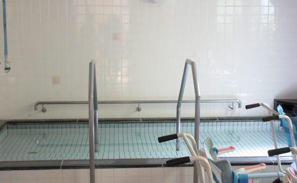 大浴場にはリフトもありますので座位が保持できれば入浴も可能です