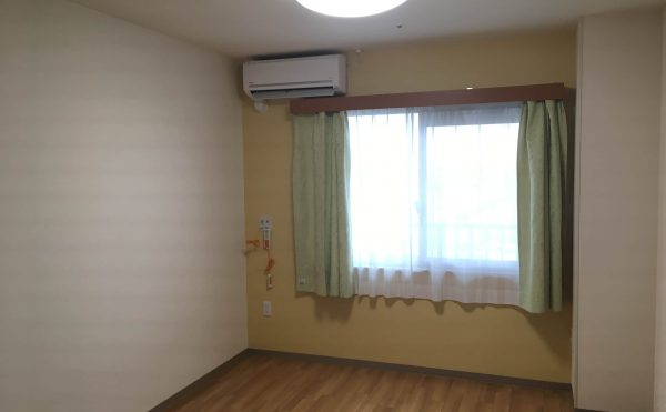 居室は個室タイプになります