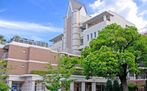 ローズガーデン 倉敷市 住宅型有料老人ホーム 施設外観