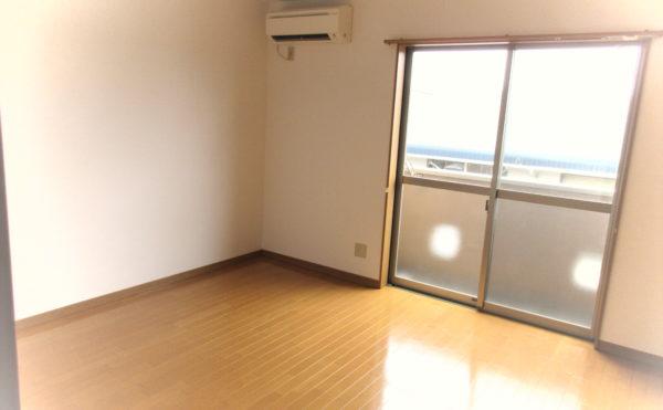 居室は十分すぎる広さです