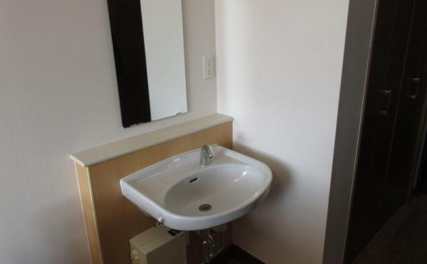 居室の洗面