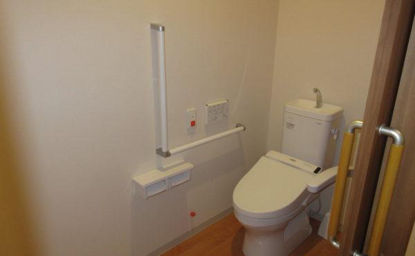 居室のトイレになります