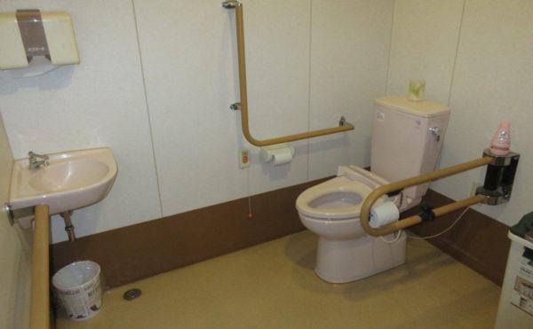 トイレは共有となります。