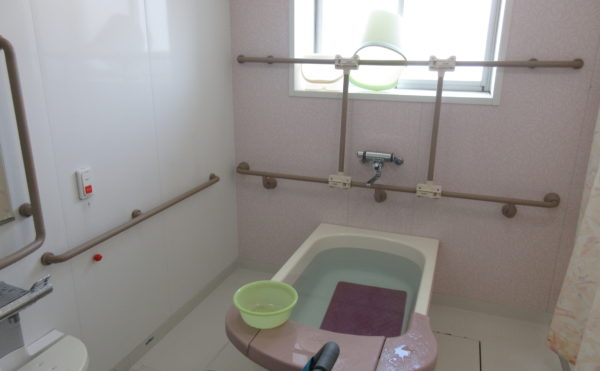 各階に個浴あります
