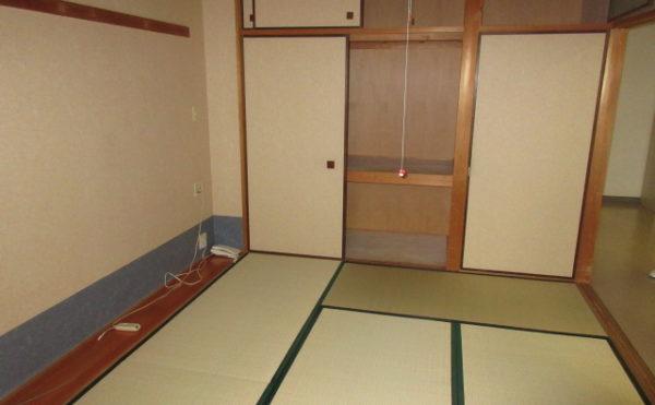 2人部屋は和室もあります。