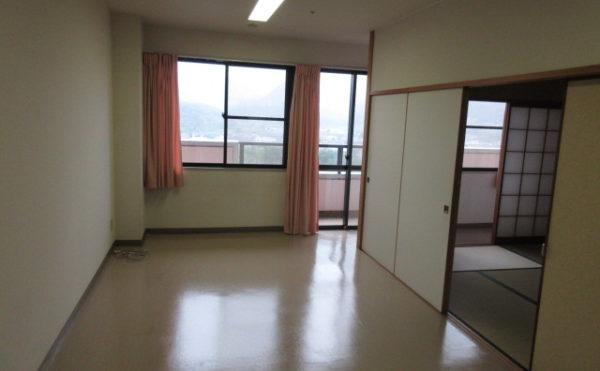 2人部屋のイメージです。