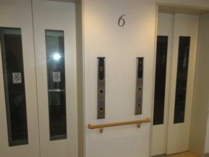 岡山市 サービス付き高齢者向け住宅 そんぽの家東古松S エレベーター