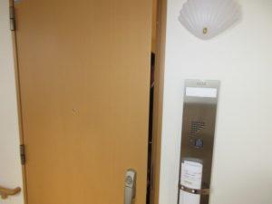 岡山市 サービス付き高齢者向け住宅 そんぽの家東古松S 居室玄関